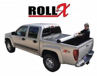 BAK Industries Roll-X Hard Rolling Tonneau Cover